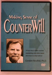 Making sense of counterwill